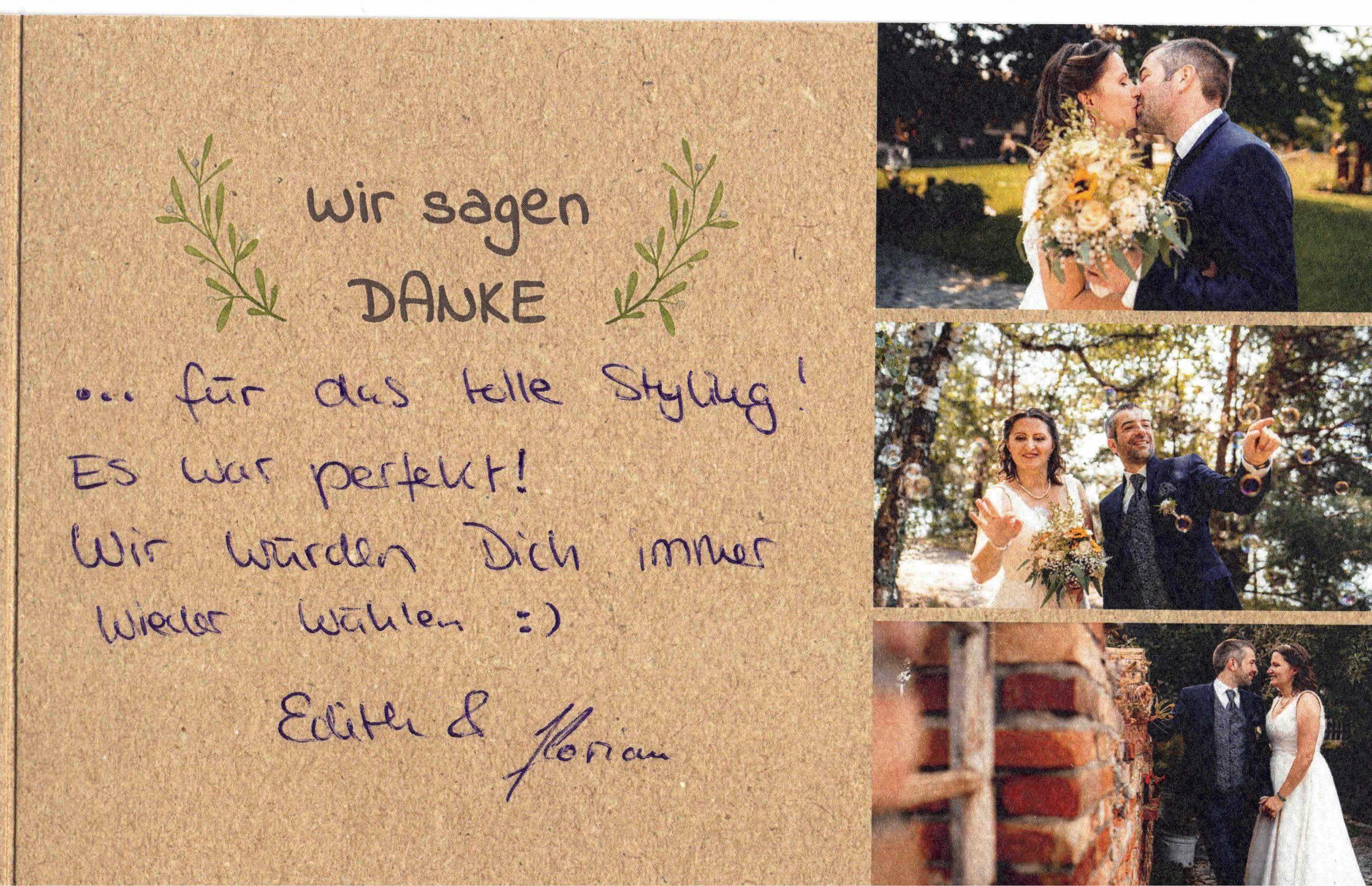 Edith & Florian